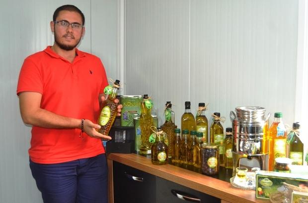 Ayvalık Zeytinyağı'na bir ödül de Belçika'dan geldi !