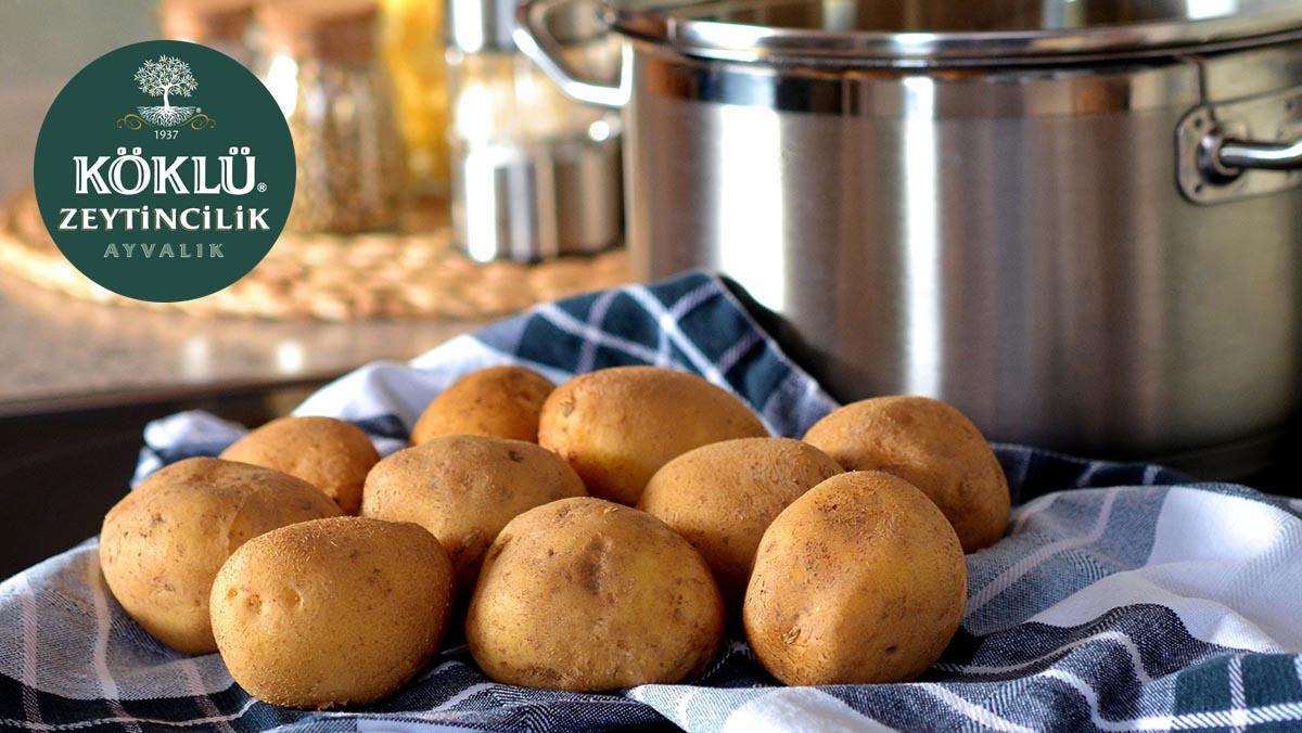 Zeytinyağlı Patates Pilaki Tarifi
